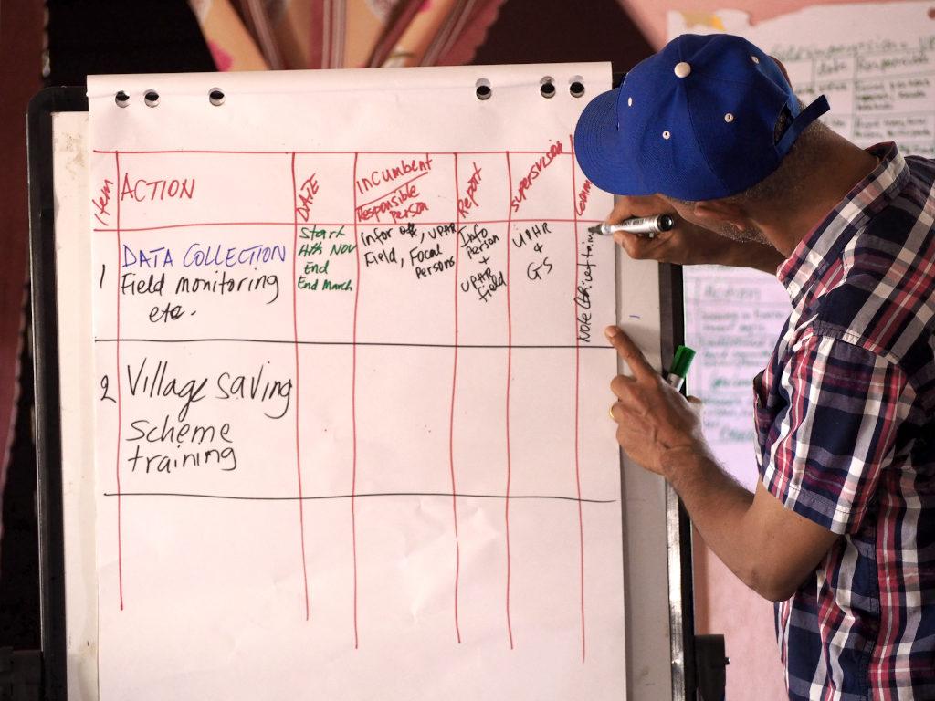 Village saving schemes for women farmer