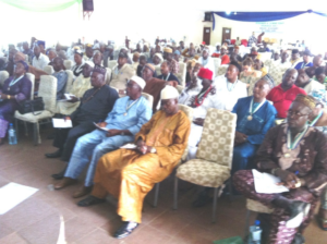 National Conference of Paramount Chiefs on Land and the Constitution