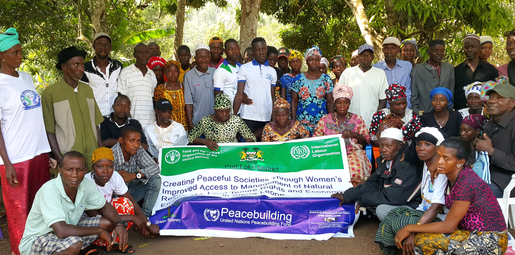 A Participatory Rural Poverty Assessment of Women's Economic Empowerment and Peace