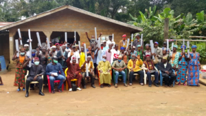 Lands mapped in three communities in Port-Loko
