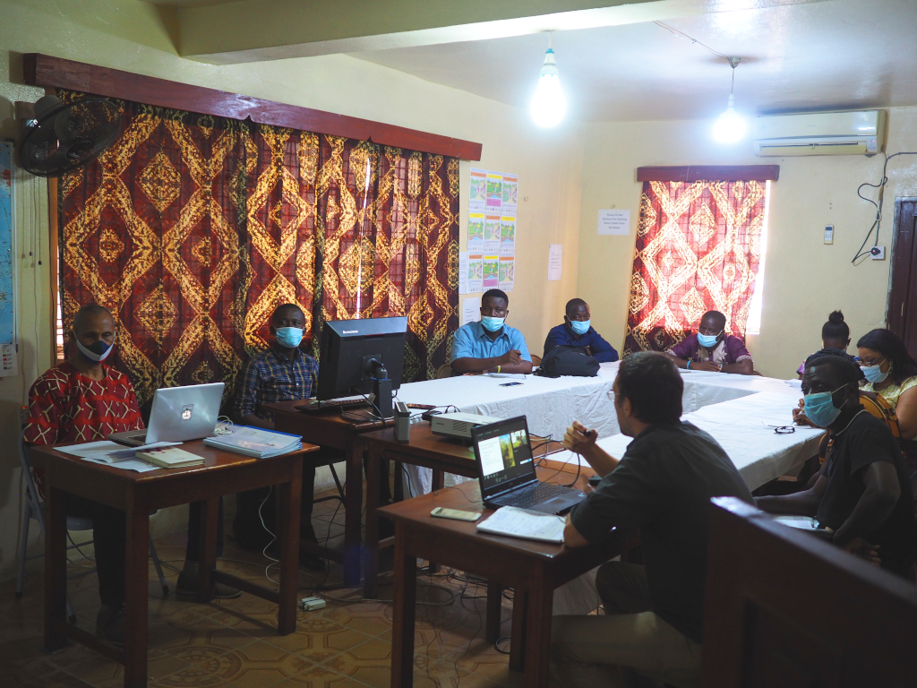 Green Scenery launches research on Women Tenure Security