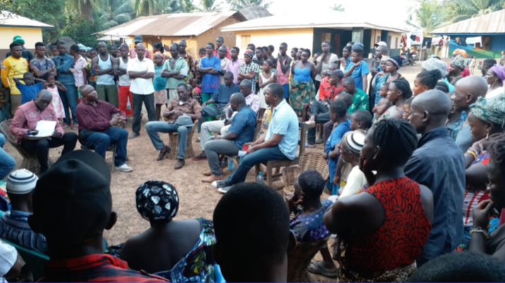 Land Rights Defenders Condemn Gross Human Rights Abuses in Sahn Malen