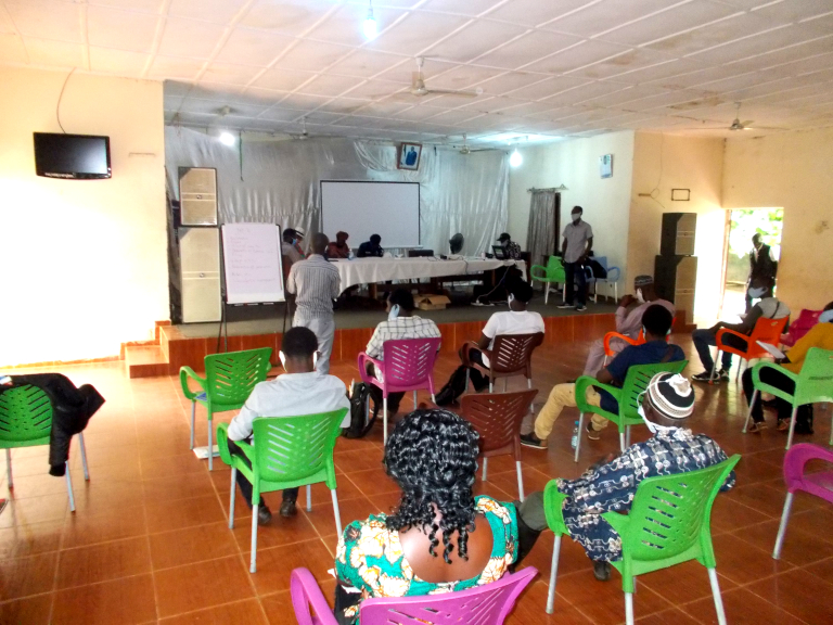 Community Consultations on the Land Reform in Pujehun